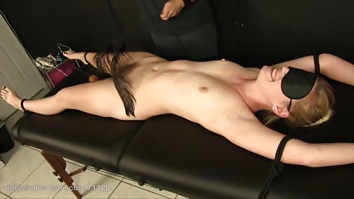 GinaryTickleAdventures - Amanda Bryant's Ticklegasm